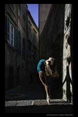dancing  #2 (Caterina Zito) Tags: street portrait ballet sunlight inspiration girl dance ballerina italia shadows dancer calabria tropea pointeshoes canon5dmarkii ballerinaproject