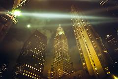 Blaze Neon (stocks photography.) Tags: newyork building photography photographer manhattan crysler urbanskylines michaelmarsh cityinlights