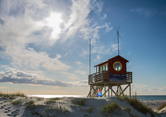 The Lifeguards Tower