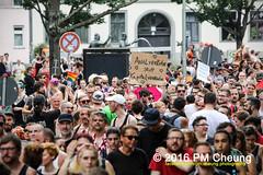 X*CSD 2016 - Yalla auf die Strae! Queer bleibt radikal! / Yalla to the streets  queer stays radical!  25.06.2016  Berlin - IMG_5422 (PM Cheung) Tags: kreuzberg refugees parade demonstration queer polizei so36 csd neuklln 2016 christopherstreetday ausbeutung heinrichplatz flchtlinge rassismus sexismus homophobie xcsd diskriminierung oranienplatz transgenialercsd csdberlin m99 heteronormativitt tcsd berlincsd lgbtqi gentrifizierung oplatz pmcheung csdkreuzberg pomengcheung sdblock facebookcompmcheungphotography gerharthauptmannrealschule transgendern eincsdinkreuzberg mengcheungpo friedel54 yallaaufdiestrasequeerbleibtradikal kreuzbergercsd2016 yallatothestreetsqueerstaysradical christopherstreetday2016 euro2016fussballem 25062016