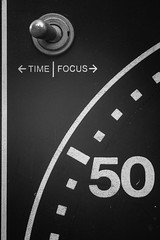 Macro Mondays - Time (flat6s) Tags: macro darkroom lens 50mm minolta time bokeh depthoffield timer gralab lensadapter fotodiox macromondays sonya700