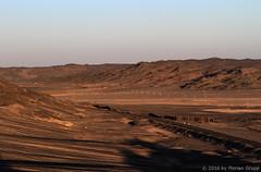 I_B_IMG_7477 (florian_grupp) Tags: china railroad train landscape asia mine desert muslim railway steam xinjiang mikado locomotive ore js steamlocomotive 282 opencastmine yamansu