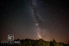 Milky Way | Astrophotography Shoot (Zac | FengLongPhoto.com) Tags: trees night georgia stars star timelapse amazing nikon galaxy astrophotography milky milkyway brasstownbald 2011 d700 zacharylong fenglongphotocom fenglongphotography