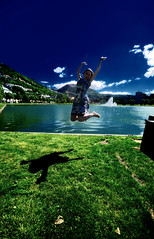 i   o  (www.francescaalviani.com) Tags: summer norway project happy jumping energy day estate glad bergen energia giorno felicit greatday auspicious howimfeelingtoday newthingscoming 29022012 flickrjump2012