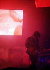(Sasha Ramos) Tags: miami radiohead 2012 jonnygreenwood americanairlinesarena