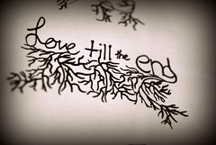 Love  till the end (Chloe Mellark~DeLonge) Tags: love proud that am do drew like it actually here till end even why haha write really plase