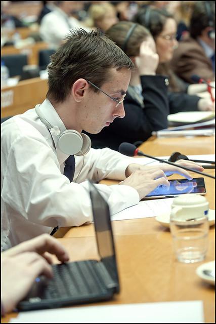 Trade Committee debate on ACTA