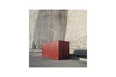 Installation (Ben_Patio) Tags: public square chalk brighton container ipernity benpatio