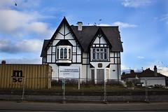 (IlonaARobinson) Tags: town resort rhyl seasideresort deterioration degeneration derelictbuilding