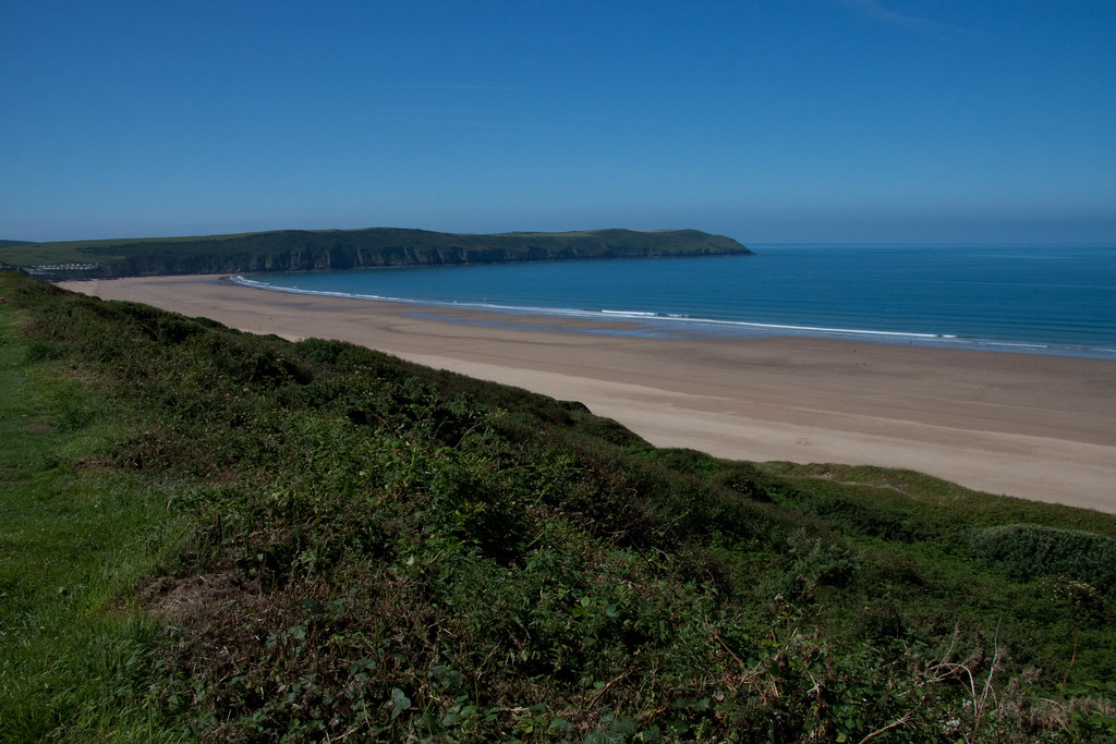 Woolacombe Sand to Baggy Point