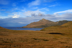 Capo Horn (Antonio Vaccarini (vanto5)) Tags: chile trip travel stella sea sky panorama cloud patagonia nature water colors america trekking canon landscape tierradelfuego mare hill paysage acqua cile australis paesaggio capehorn cruceros cabodehornos canonef24105mmf4lisusm caphorn landoffire chileanpatagonia canoneos7d capohorn patagoniacilena crucerosaustralis stellaaustralis chileanlandoffire antoniovaccarini