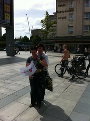 "IDAHOT Day Plymouth Piazza 2011 • <a style=""font-size:0.8em;"" href=""http://www.flickr.com/photos/66700933@N06/6828007322/"" target=""_blank"">View on Flickr</a>"