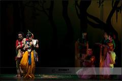 Dance Drama II (Sweet Venom.) Tags: dhaka bangladesh bgd tagor ef70200f28lusm dancedrama 5dii shilpakalaacademyauditorium mayarkhela