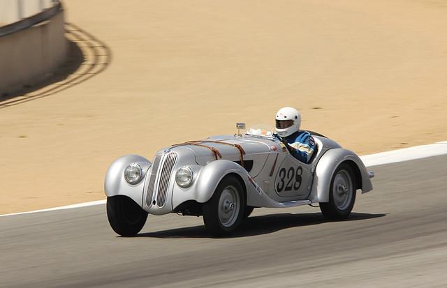 car race vintage 328 bmw 1939 montereyhistorics 2011rolexmontereymotorsportsreunion