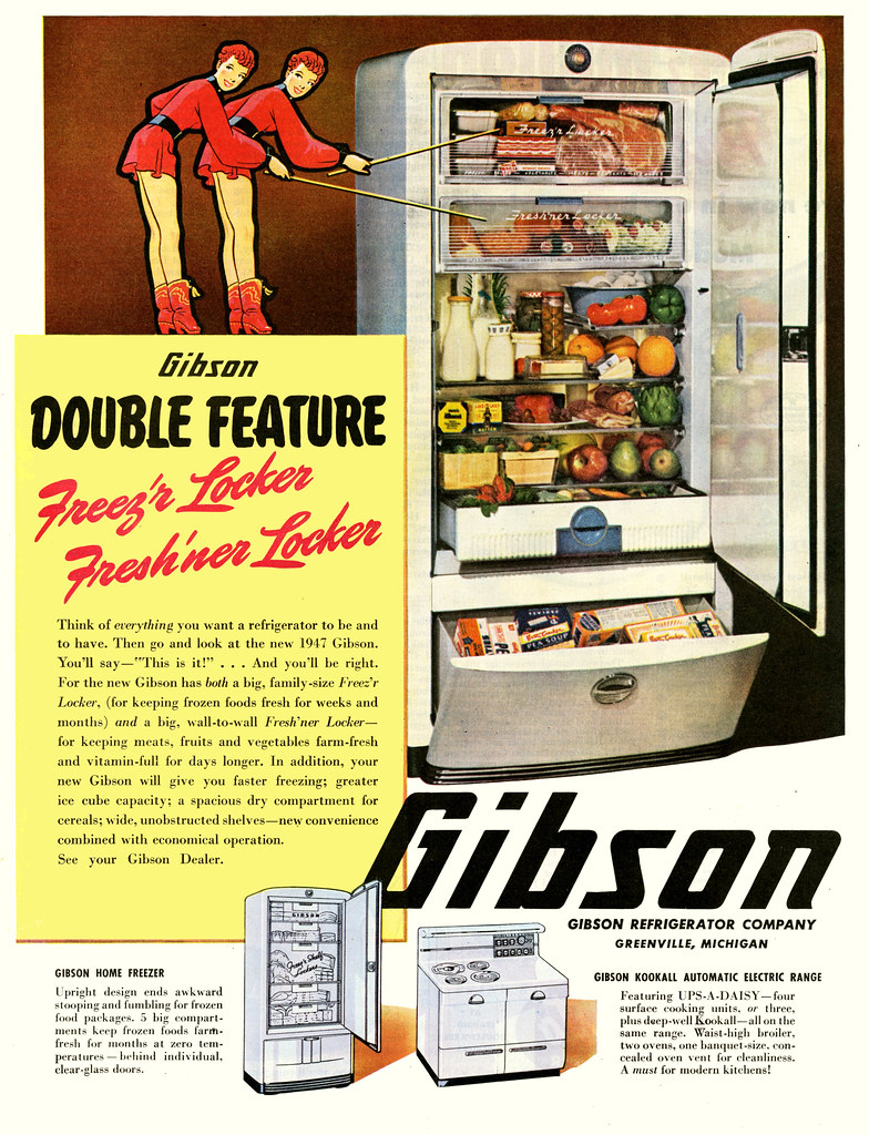 The World's Best Photos of gibson and refrigerator - Flickr