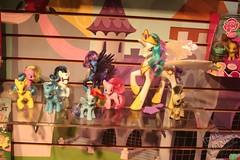 My Little Pony 17 (IdleHandsBlog) Tags: toys dolls cartoons collectibles mylittlepony toyfair2012