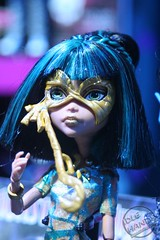 Toy Fair 2012 Monster High 06 (IdleHandsBlog) Tags: toys dolls horror monsters mattel collectibles fashiondolls monsterhigh toyfair2012