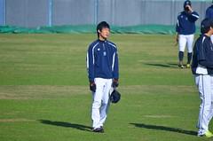 DSC_0695 (mechiko) Tags: 120205 横浜ベイスターズ 大原慎司 横浜denaベイスターズ 2012春季キャンプ