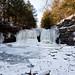 Bozen Kill Falls - Duanesburg, NY - 2010, Jan - 01.jpg by sebastien.barre