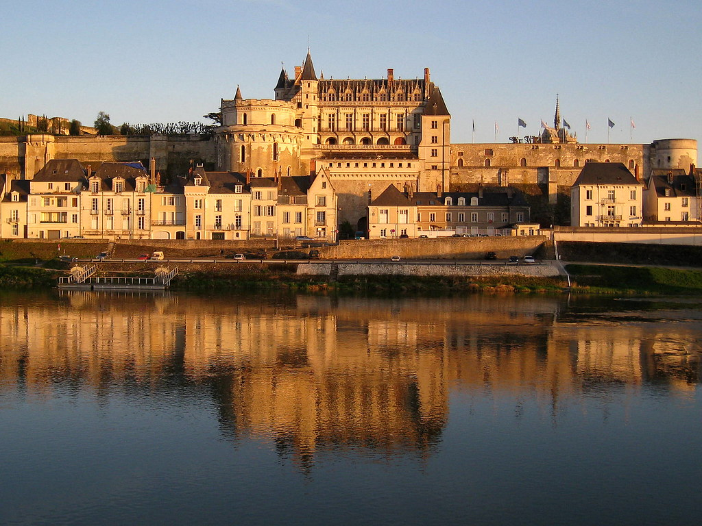 Château d'Amboise, France by Spencer Means, on Flickr