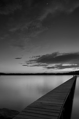 Jetty_02_B+W (Beetwo77) Tags: sunrise canon jetty 7d 1755 woywoy 3stop