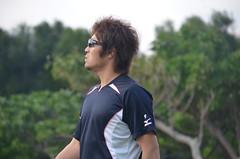 DSC_0117 (mechiko) Tags: 横浜ベイスターズ 120209 嶋村一輝 横浜denaベイスターズ 2012春季キャンプ