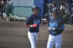 DSC_0916 (mechiko) Tags: 横浜ベイスターズ 120212 小池正晃 石川雄洋 横浜denaベイスターズ 2012春季キャンプ