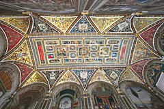 a painted ceiling (giancarlo.guadagnini) Tags: