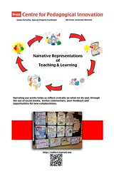 Narrative Representations of Teaching & Learning. (giulia.forsythe) Tags: illustration poster drawing centre presentation teaching narrative notetaking doodling viz pedagogical brockuniversity sketchnoting edc12