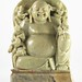 418. Chinese Soapstone Laughing Buddha