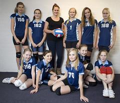 2011 Meisjes C3 - Tr. Maaike Hamhuis