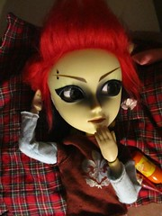 The Attempt: Part 1: 7 (hillary795) Tags: doll pullip hash taeyang taeyanghash taeyanghashdoll