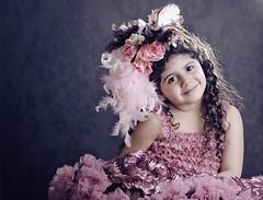 (Ebtesam.) Tags: pink girl 35mm nikon curly saudi arabia jeddah jazi ebtesam nikond7000