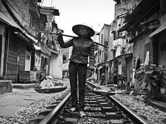 Don Ganh, Tran Phu - Hanoi (adde adesokan) Tags: street travel people pen photography asia streetphotography documentary olympus vietnam ep3 streetphotographer m43 mft mirrorless microfourthirds theblackstar mirrorlesscamera streettogs addeadesokan