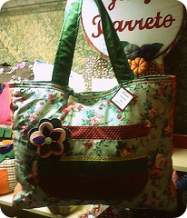 (July Barreto) Tags: floral bolsa
