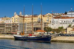 Prncipe Perfeito (_Rjc9666_) Tags: portugal boat nikon ship lisboa tallship 47 415 veleiro d5100 ruijorge9666