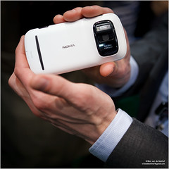 New Nokia 808 Pureview: 41 Megapixel madness