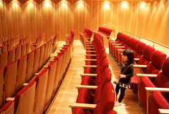"SAKURAKO - Sapporo Concert Hall ""Kitara"". (MIKI Yoshihito. (#mikiyoshihito)) Tags: sapporo daughter sakurako  kitara     sapporoconcerthallkitara 36"