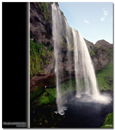 waterfall iceland seljalandsfoss cascata icelanda joe00064
