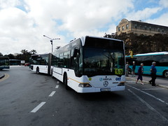 Arriva Malta BUS 709 (Coco the Jersey Bus & Coach driver) Tags: uk bus mercedes coach long king malta valletta arriva citaro