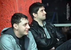 28 Martie 2012 » Stand Up In The City cu Teo, Vio şi Costel