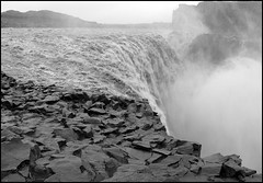 Dans les gorges de la Selfoss (josboyer) Tags: iceland chute deau islande selfoss
