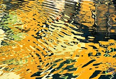 abstract on the water (12) (Lior. L) Tags: light sea abstract color reflection water colors marina reflections golden israel hertzelia goldenhours marinahertzelia abstractonthewater