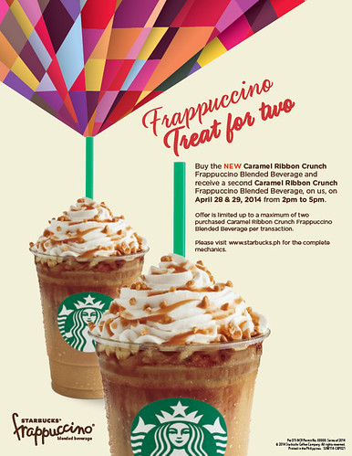 Frappuccino Treat for Two