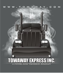 "Towaway Express - Mechanicsburg, PA • <a style=""font-size:0.8em;"" href=""http://www.flickr.com/photos/39998102@N07/13923662085/"" target=""_blank"">View on Flickr</a>"