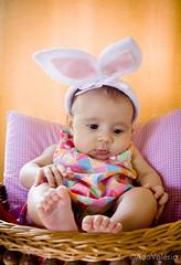 Beatriz (anavaleriobh) Tags: linda newborn beb criana pascoa fofa pzinho coelhinha cestinho orelhinhadecoelho