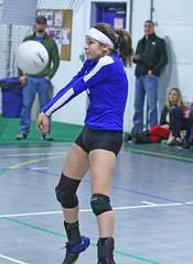 IMG_1529 (SJH Foto) Tags: school girls club high team teens teenager volleyball dig bump tweens