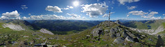 K7GG1733 Panorama_1 (Forstrad) Tags: salzburg lungau tauern kalkspitze schladminger