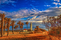 Point Vicente Light at Magic Time (Michael F. Nyiri) Tags: southerncalifornia ranchopalosverdes palosverdespeninsulacalifornia pointvicentelight