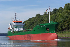 ICE STAR (9142631) (003-06.08.2015) (HWDKI) Tags: ship vessel schiff kiel nordostseekanal imo nok landwehr kielcanal frachter frachtschiff icestar delfs generalcargoship hanswilhelmdelfs 9142631